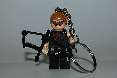 SPECIAL HAWKEYE  KEYCHAIN KEY RING - THE AVENGERS - a gift