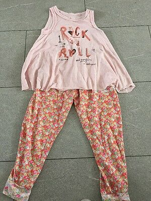 Girls Age 7 Outfit From Next