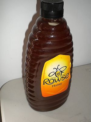 Rowse Honey Pure & Natural Squeezable Large 1.36 Kg Bottle Mead Melomel • AUD 37.48