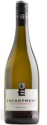 Escarpment Pinot Gris 2013 (6 x 750mL), Martinborough, NZ.