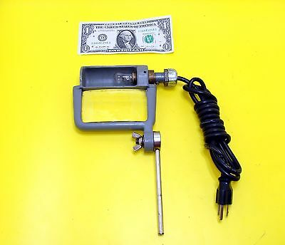 Magnifier light-Lighted magnifier-Magnifying glass tool-Grinder shield machine