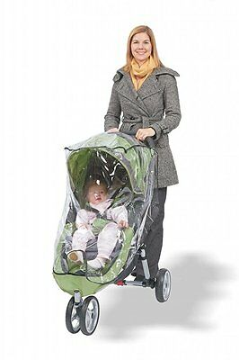 Fits Single Jogging Strollers RAIN, COLD & WIND WEATHER SHIELD 241095