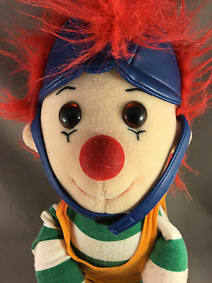 """BIG COMFY COUCH Large MAJOR BEDHEAD Bed Head Doll 22"""" 1997 Free US/CDN S&H"""