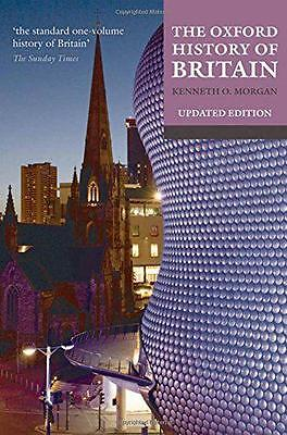 The Oxford History of Britain,  | Paperback Book | 9780199579259 | NEW