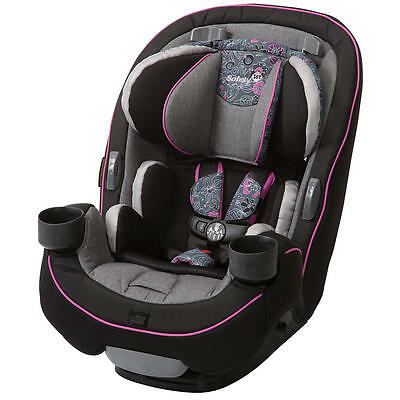 New Safety 1st Grow and Go 3-in-1 Convertible Car Seat - Plumeria Model:20754627
