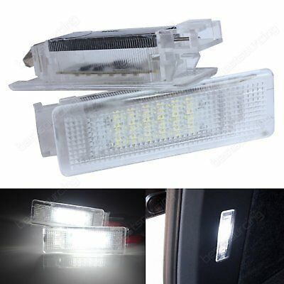 Canbus LED Luggage Trunk Boot Light VW Caddy Golf Plus Sharan Scirocco Touareg