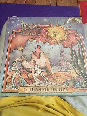 Simtec & Wylie - Gettin Over The Hump Orig Funk Breaks Lp Still Sealed