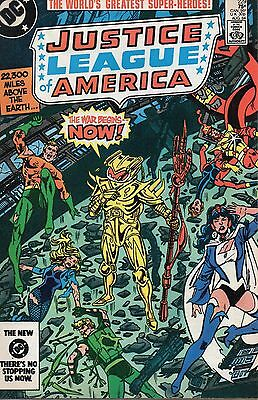 Justice League of America #229 (August 1984, DC)