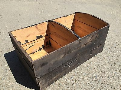 Very Old Fruit Or Veg Storage Box