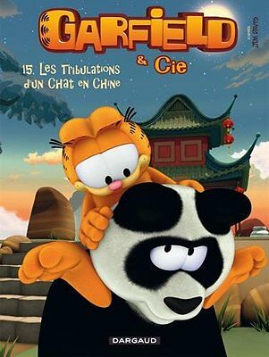 Garfield & Cie - tome 15 - Les Tribulations d'un chat en Chine (15) Dargaud