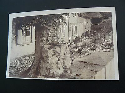 F H Ault Real Photo RP Postcard - Kingston Lisle Wantage Oxfordshire