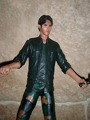 Very Rare Buffy The Vampire Slayer Solider Army Xander Action Figure L@@k