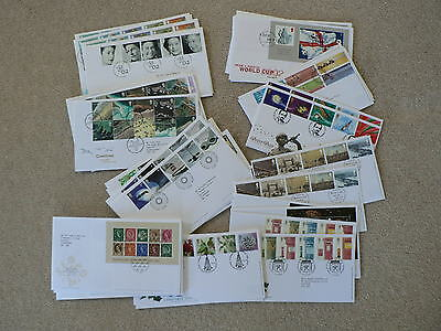 2002 Royal Mail First Day Covers - Sold Individually - Various, FDC