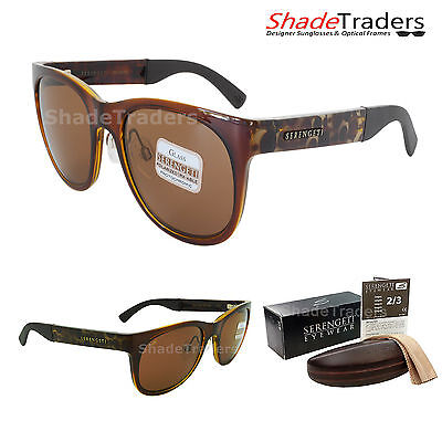 304f44876fdb Serengeti Milano Sunglasses Polarized Photochromic Drivers Torte Brown 7656