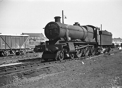 NEGATIVE 35mm GWR HALL 6978 LOCATION & DATE UNKNOWN + COPYRIGHT