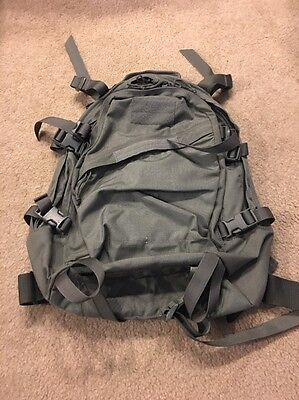 Eagle Industries A-III 3 Day Assault Pack Foliage Green Backpack Bag Corder EIUI