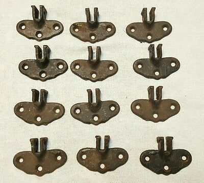 Cast Iron Rain Gutter Brackets Vintage or Antique Repurpose