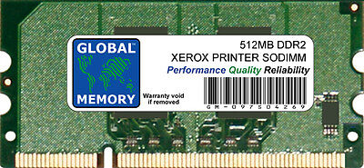 512Mb Xerox Phaser 6500/6600 & Workcentre 6505/6605 Imprimante Ram ( 097S04269 )