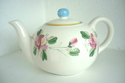Laura Ashley Teapot Annesley Hand Decorated - Excellent Condition