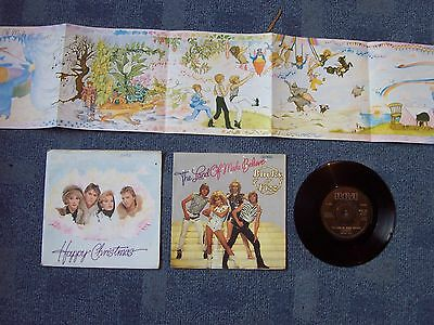 Bucks Fizz Christmas Package: Single + 6 Page Picture Book. Land Of Make Believe