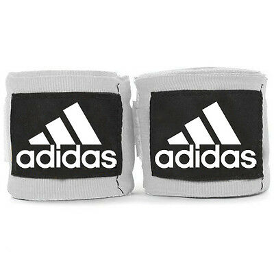 Adidas AIBA Approved Handwraps - White