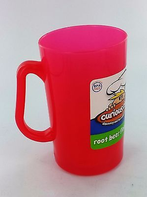 Curious Chef Root Beer Float Mug Red