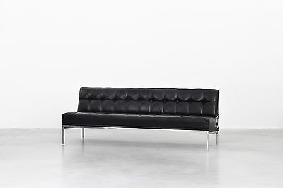 Beautiful Sofa Daybed Mod. Constanze Designed by Johannes Spalt for Wittmann