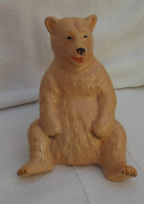 Vintage Scioto Sitting Bear Figure 91