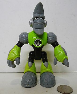 """2007 Lunar the Moon 5.5"""" Planet Heroes Action Figure !!!"""