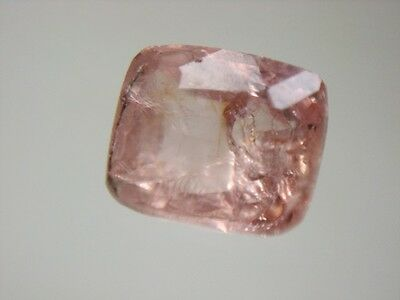 PINK SPINELL  -  CUSHION CUT  -  4,7x4 mm  -  0,46 ct.