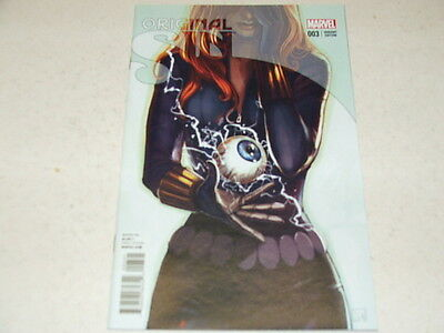 Original Sin 3 STEPHANIE HANS 1:10 TEASER VARIANT (Marvel Comics) August 2014