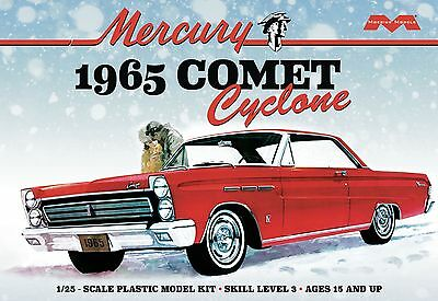 MOEBIUS 1965 MERCURY COMET CYCLONE 1/25 Truck Model Car Mountain KIT FS PRE-SALE