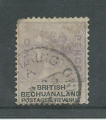 Bechuanaland Protectorate - 1887 - SG11a - CV £ 23.00 - used
