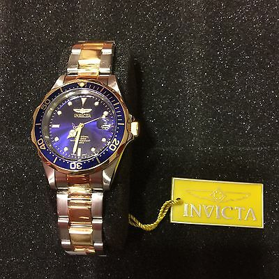 INVICTA Men's 8935 Pro Diver Collection Two-Tone Stainless Steel Watch-New!!!