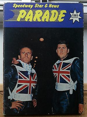 Speedway Star & News Parade Annual 1969 Edition 127 Page Hardback Book