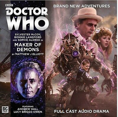 Doctor Who 216 Makers Of Demons. Big Finish CD New