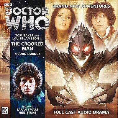Doctor Who Fourth Doctor 3.3 The Crooked Man. Big Finish CD New