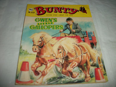 1982 Bunty Picture Story Library no. 232