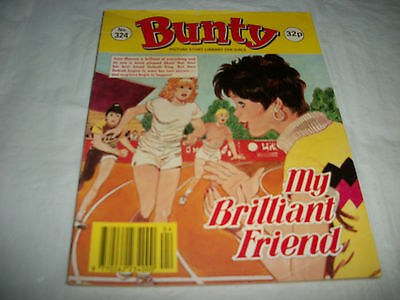 1990 Bunty Picture Story Library no. 324