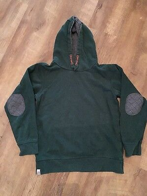Boys Hooded Jumper Age 12-13 Years