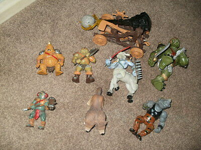 selection of Early Learning fantasy figures/toys that are in perfect condition