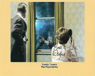 Fawlty Towers - Elspet Gray - Genuine Hand Signed Photograph
