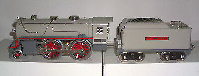 Lionel Classics 1-384-E Steam Locomotive And Whistling Tender Standard Gauge