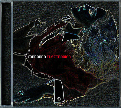 Madonna Electronica CD