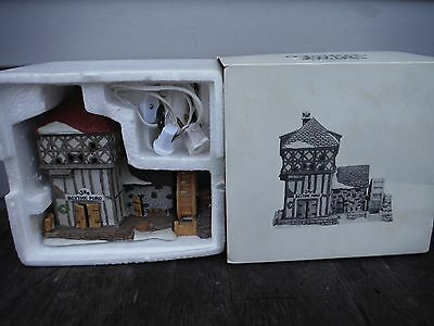 Dickens Village Series Department 56 Dickens Blythe Pond Mill House With Box #2
