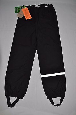 Bnwt H&m Boys/girls Waterproof Snow Trousers 7-8 Years