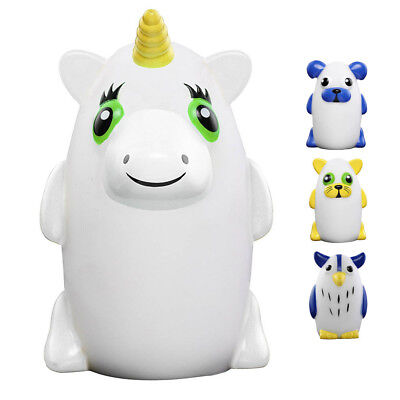 Bright Time Color Changing Buddies - Portable Glowing Night Light Companion!