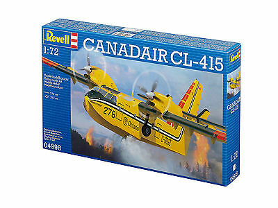 Revell - Canadair BOMBADIER CL-415, Neu, Ovp, 1:48, 04998