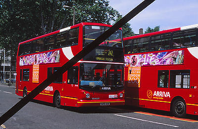 Original Bus Slide; Arriva London - DAF  S210 JUA