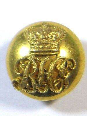 Royal Horse Guards original Victorian Officers Large Button.